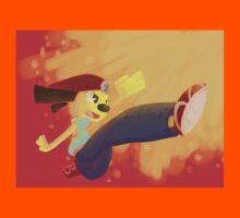 Jump Kick Chop! T-Shirt