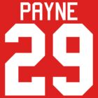 Liam Payne jersey (white text) by sstilinski