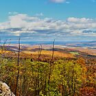 Scenic View in Pennsylvania by astrochuck