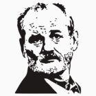Bill Murray - elite version by Thomas Jarry