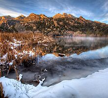 Snow Float by Bob Larson
