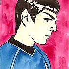 Son of Sarek by Daogreer Earth Works