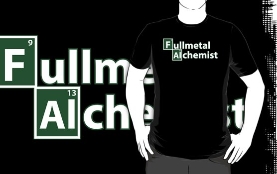 fullmetal alchemist breaking bad  by Tardis53