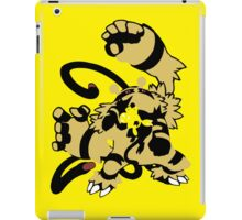 【16300+ views】Pokemon  Elekid>Electabuzz>Electivire iPad Case/Skin
