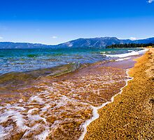Lake Tahoe Beach by Scott McGuire