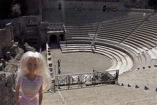 Pompeii Colosseum by VeronicaPurple