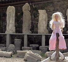 Statues in Pompeii by VeronicaPurple