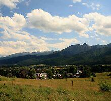 Koscielisko, The Tatras by Tony Brown
