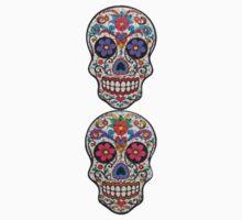 Candy Skulls by jamiesonmurphy