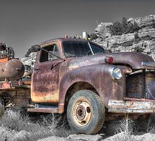 Budsville truck by Ray Green