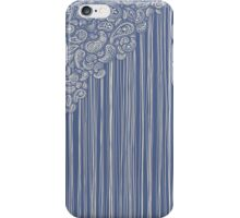 The Unraveling of Paisley Lace iPhone Case/Skin