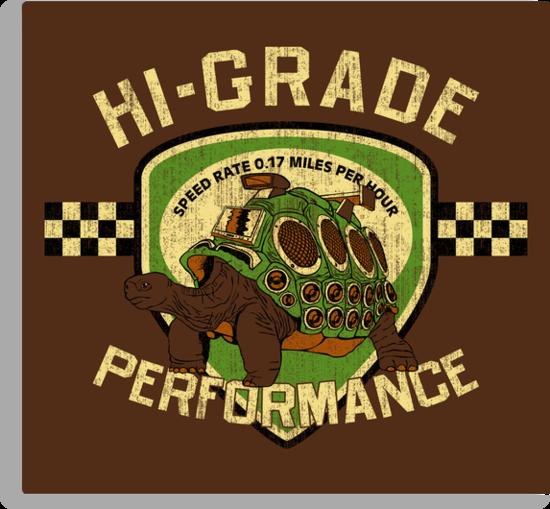 Hi-Grade Performance by freeagent08