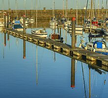 Whitehaven Marina by VoluntaryRanger