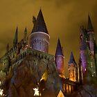 Dreams of Hogwarts by Frankie Pereira
