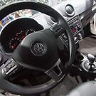 Volkswagen New Gol Power Inside [ Print & iPad / iPod / iPhone Case ] by Mauricio Santana