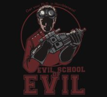 Dr. Horrible's Evil School of Evil T-Shirt