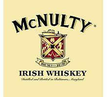 McNulty Irish Whiskey Photographic Print