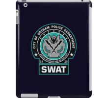 Gotham City Police SWAT Unit - Pocket Logo iPad Case/Skin