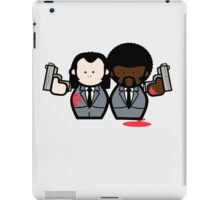 Jules and Vincent- Pulp Fiction iPad Case/Skin