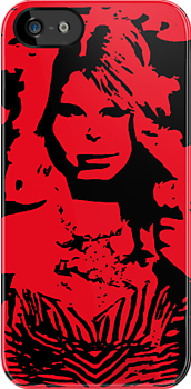Taylor Swift Red Artwork by Double-T