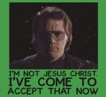 Garth Marenghi's - Jesus Christ by ReZourceman