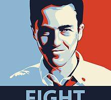 Hope We Fight - iPhone/iPad by BabyJesus
