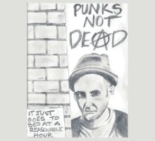 """Punks Not Dead"" by Kevin J Cooper"