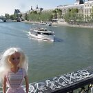 Au Pont des Arts by Baina Masquelier