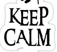 I'm going... Sticker