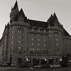 The Chateau Laurier Hotel, Ottawa  by Max Buchheit
