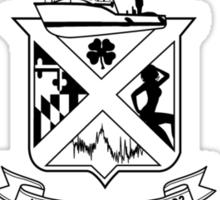 McNulty Irish Whiskey (1 Color 2) Sticker
