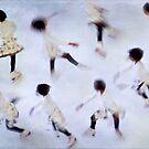 The skater by Geraldine Lefoe