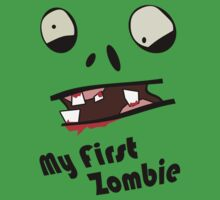 My First Zombie by ZombieBubble