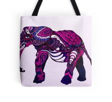 Paisley The Elephant Tote Bag