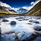 Hooker Valley Trail by damienlee