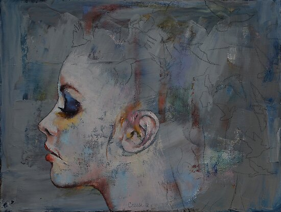 Ballerina by Michael Creese