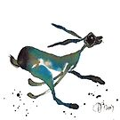 HARE IN A HURRY! by Hares & Critters