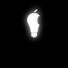 Bulb logo by MrBliss4