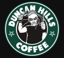 Duncan Hills Coffee (Pickles) by LocoRoboCo
