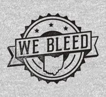 We Bleed Ohio Seal by WeBleedOhio