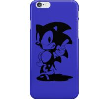 Sonic! iPhone Case/Skin