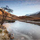 Glen Etive by Andrew Watson