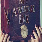 my adventure book, up by shoshgoodman