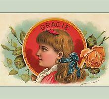 Gracie Advertising Greetings by Yesteryears