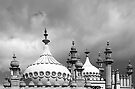 Brighton Pavilion by Fern Blacker