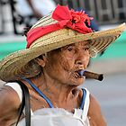 Cuban Lady by Jola Martysz
