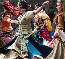 gypsy women by carol brandt