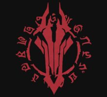 Darksiders - Symbol (Red) by QuestionSleepZz