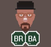 Breaking Bad - Pixelated by ScottW93