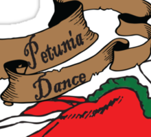 Pete and Pete Dance Petunia Dance Sticker